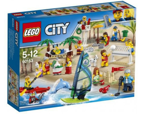 LEGO CITY Fun on the beach (60153)