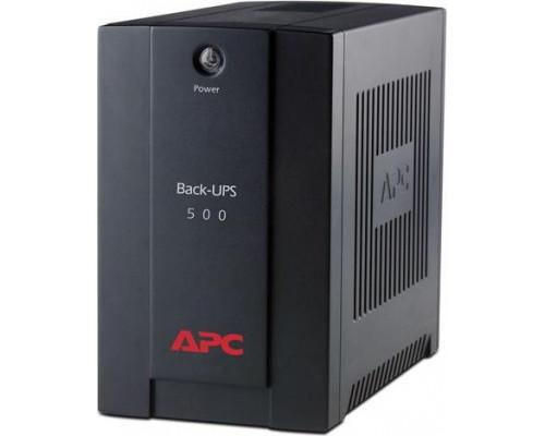 APC 500VA, AVR, IEC (BX500CI)