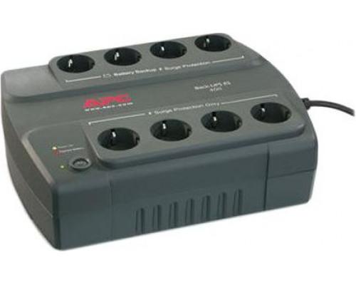 APC Back ES 400 (240W/400VA) (BE400-GR)