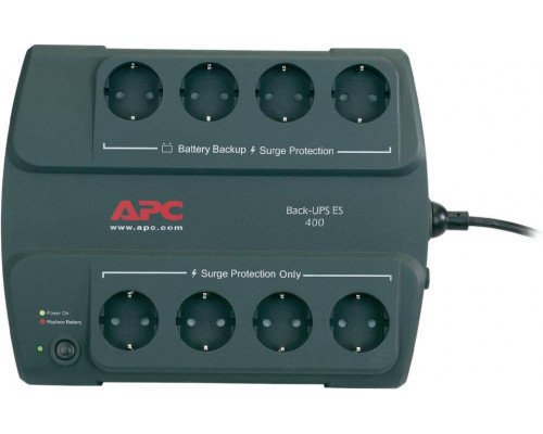 APC Back-UPS (BE400-FR)