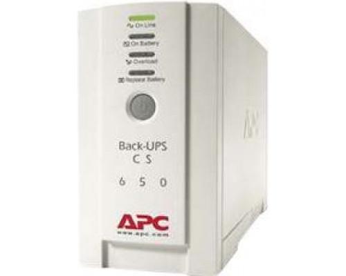 APC BACK UPS CS 650 VA (BK650EI)