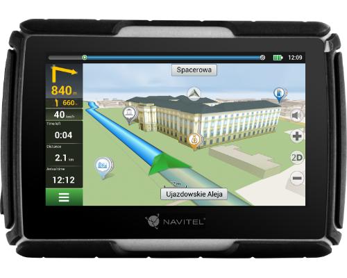GPS Navitel G550 (8594181740098)