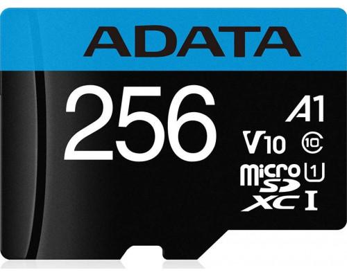 ADATA Premier 256GB UHS1/CL10/A1 (AUSDX256GUICL10A1-RA1)