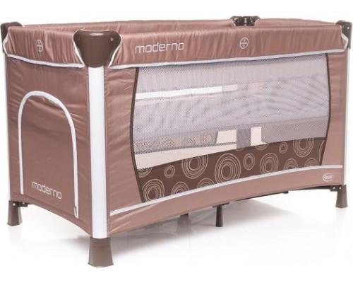 4BABY Moderno XVII Brown - 3232