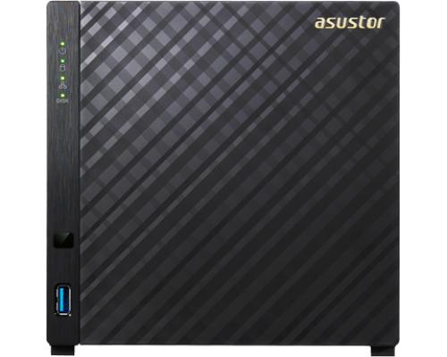 Asustor AS3204T 4-Bay (90IX00W1-BW3S10)