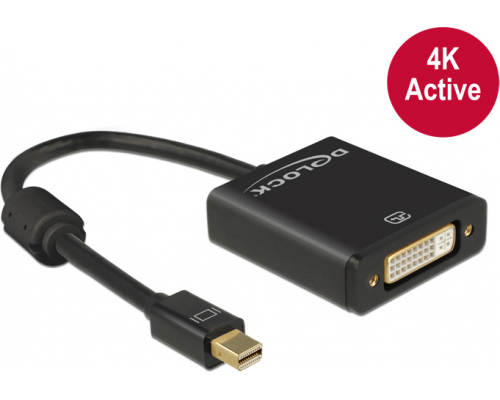 Delock DisplayPort Mini - DVI-I 0.15m  (62603)
