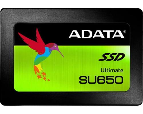 ADATA Ultimate SU650 120GB SATA3 SSD (ASU650SS-120GT-R)