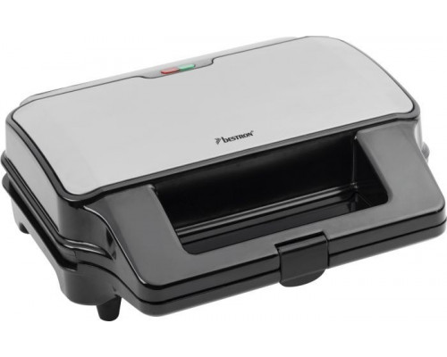 Bestron contact grill ASG90XXL black / silver