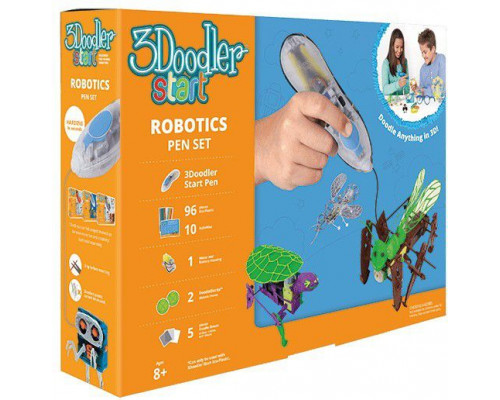 3Doodler Set of robots (DOD ROBPMULR)