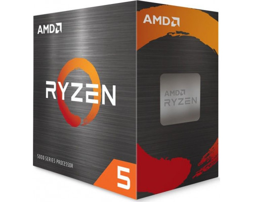 AMD Ryzen 5 5600X, 3.7GHz, 32 MB, BOX (100-100000065BOX)