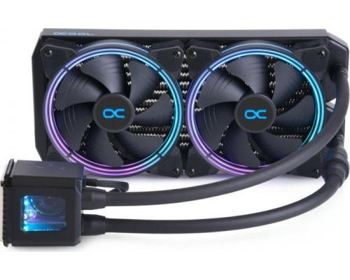 Alphacool Eisbaer Aurora 280 CPU Komplett-Wasserkühlung - Digita