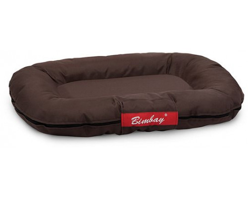 BIMBAY Dog bed Ponton brown no. 4 110x80