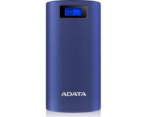 ADATA PowerBank AP20000D Powerbank dark blue