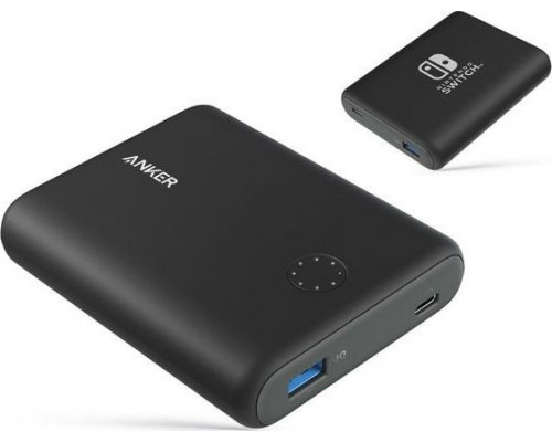 Anker Powerbank PowerCore 13400mAh, Nintendo switch externí batteries