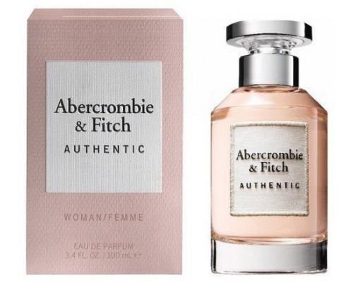 Abercrombie Authentic Women EDP 100ml