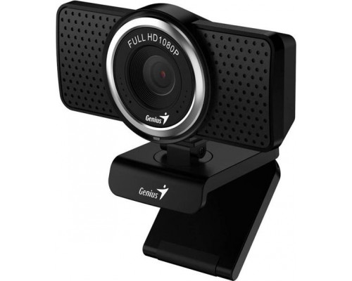 Genius ECam 8000 camera, Black
